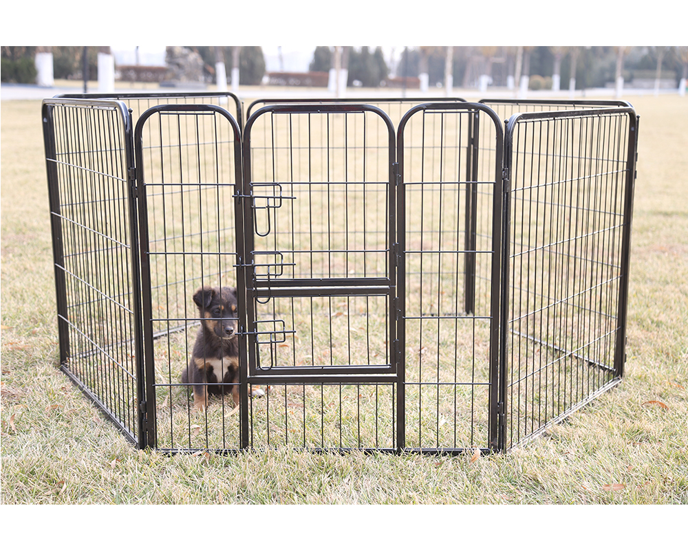 Metal Tube Dog Playpen