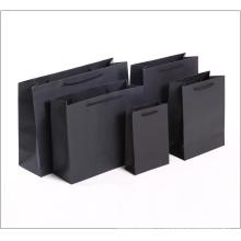 Petit sac à provisions fait sur commande de papier de cadeau de papier d'emballage