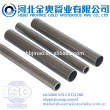ASME SA53 Tubos e Tubos de Aço Carbono