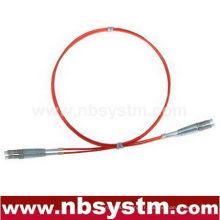 10Gb Corning Câble fibre optique, LC-LC Multimode Duplex (50/125 Type) Orange