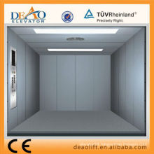 2015 DEAO New Large Car Space Freight Elevator