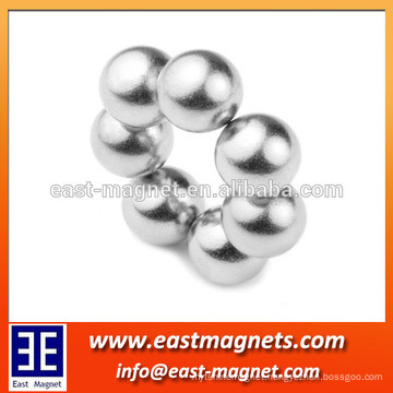 N35 10mm permanent Sphere magnet for sale