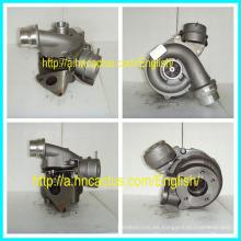 BV39 54399880070 54399700070 Kits Turbocompresor para motor Renault K9k