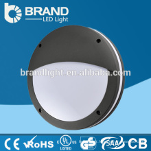 Aluminium + PC Cover Outdoor Round IP65 10w LED Bulkhead Light