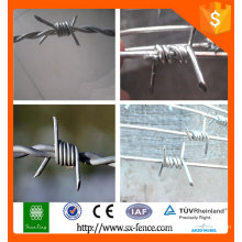 Barbed wire fence/stainless steel barbed wire/hot dipped galvanized barbed wire