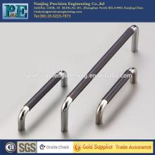 Custom machining sus304 pipe handle,bending sus304 handle
