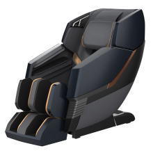 Salon Free Install Big Size Human Touch SL Track Foot Extension on Sale Massage Chair Sofa