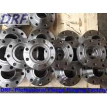 Slip-on Flange, DIN2543, Carbon Steel, Stainless