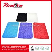 Hellen farbigen reflektierenden Stoff für Tasche