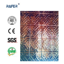 High Quality Deep Embossed Steel Sheet (RA-C040)