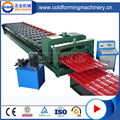 Profile Panel Steel Glazed Tile Roll Forming Machine