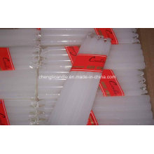Bulk Paraffin Wax Candle Export to Gulf Country