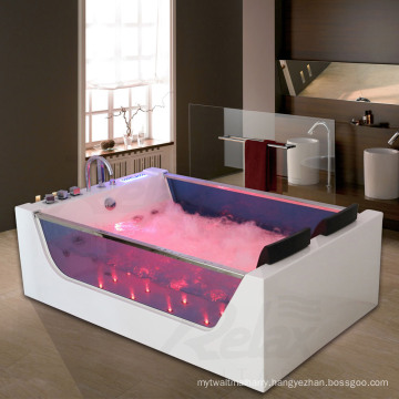 Wholesale adult acrylic air massage cheap whirlpool bathtub