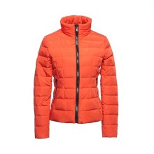 Ladies Down Feather Jacket Colorfull Warmroof Down Jacket (AM131)