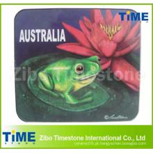 Tapetes e Coasters da cortiça (TM-03)