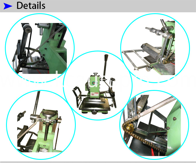 Small Hot Foil Stamping Machine