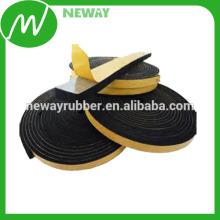 Fábrica de suprimentos Durable auto-adesivo Neoprene Rubber Strip