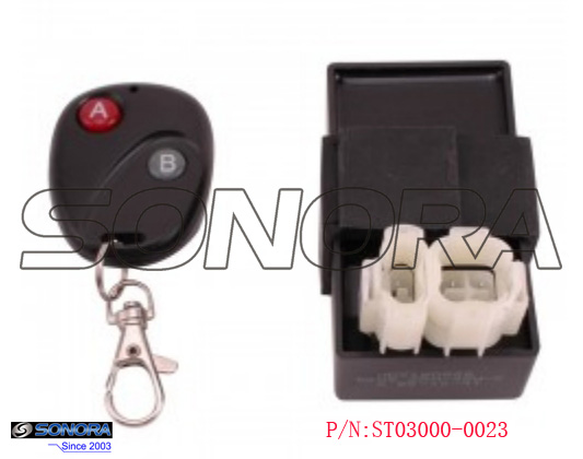 ST03000-0023 Remote adjustable CDI 25KM-45KM