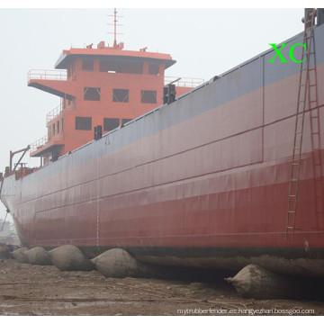 Equipo marino inflable nombrado Airbag de la nave