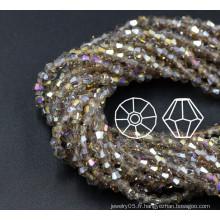 Marquage routier réfléchissant perles de verre de peinture perles de cristal peu coûteuses en vrac