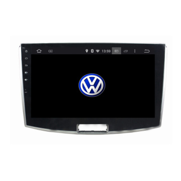Android 7.1 car audio video สำหรับ VW Magotan 2012-2015