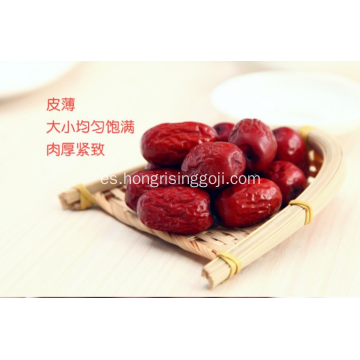 Alta calidad Sweet Jujube Chinese Dried Red Dates