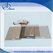 Fabricant professionnel Tissu en fibre de verre en fibre de verre PTFE