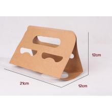 2016 nouvelles arrivées café personnalisé imprimé boîtes d'emballage en papier