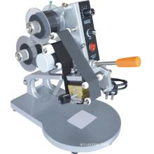 DY8 Manual Hot Stamp Ribbon Printer Coding Machine