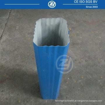 Máquina de dobragem de tubos para máquina de formação de rolo