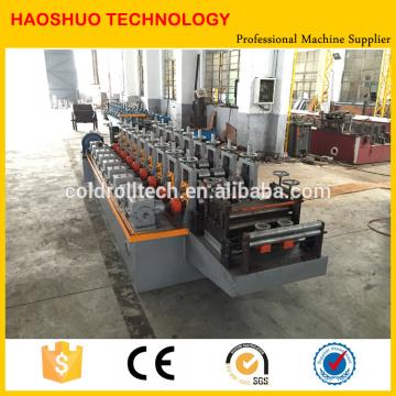 De boa qualidade Feito-à-medida laminar a formação da máquina para perfis de aço
