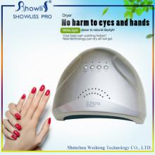 48W Touch Sensor LED Lamp Polish Gel Hand Nail Dryer