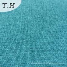 Tela de lino brillante del color del teñido anudado 255GSM para el sofá