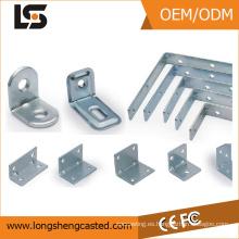 piezas de la máquina de producción de cajas de aluminio