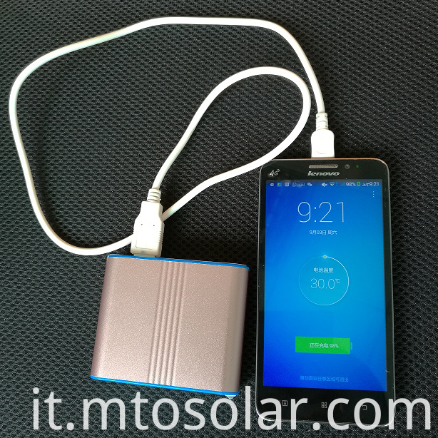 mobile charger power bank