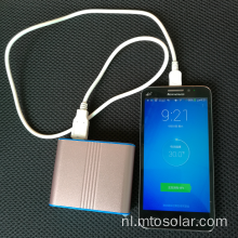 Power bank 4400mAh voor mobiele lader en led rope light