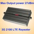 Repetidor de WCDMA 3G del teléfono celular Repetidor de UMTS 2100MHz 3G Bts Signal Booster 2100MHz 3G