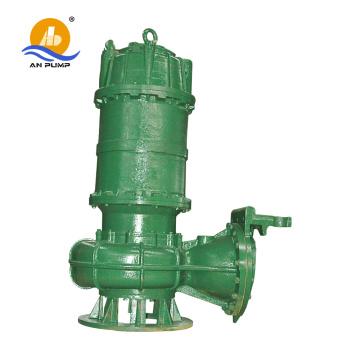 Portable sewage pump