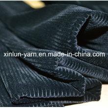 Polyester Flocking Stoff für weiches Spielzeug / Kleid / Sofa / Textil