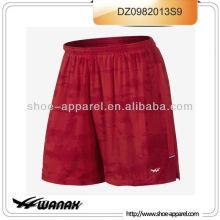 Atacado homens vermelhos sexy shorts calções fornecedor de jinjiang