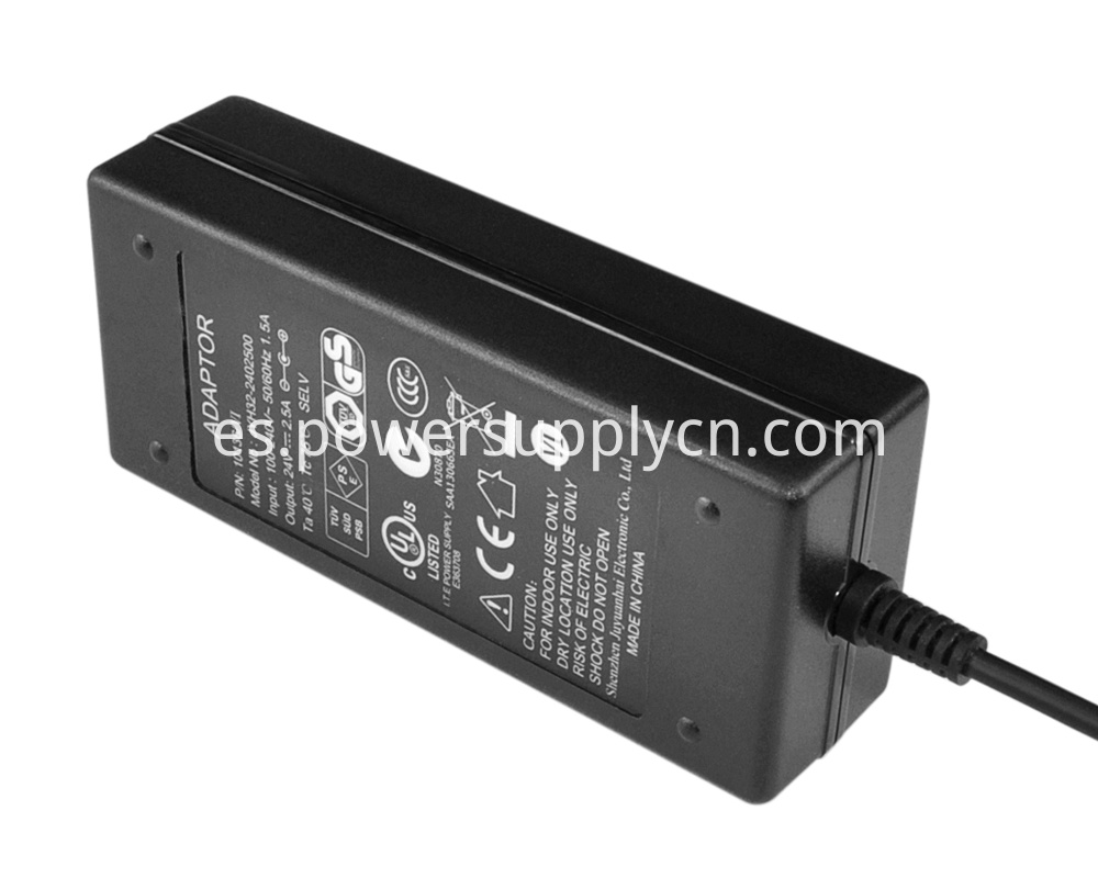 9v7.22a power adapter