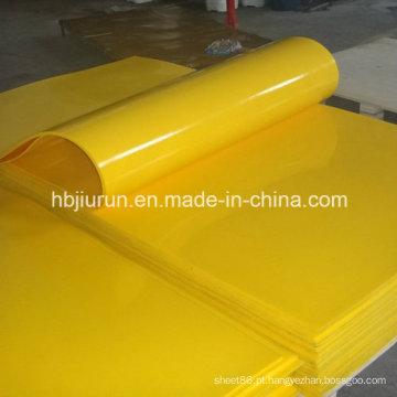 Shore uma folha amarela de 90 pu da manufatura de China