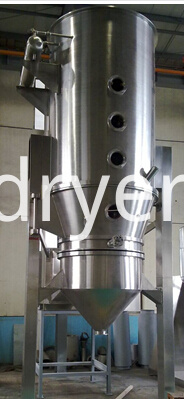 Fl Fluidized Bed Dring Equipment