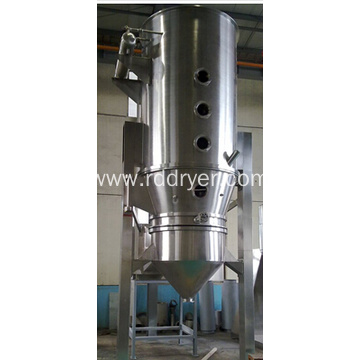 Fluid Bed Drying Granulating Equipment