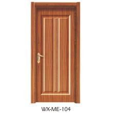 Faible qualité Excellente qualité Hotsale porte en mélamine (WX-ME-104)