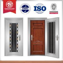 Edelstahl Tür / Stahl Sicherheit Tür