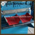 Self-Lock Floor Panel Making Roll Forming Machine (AF-R1025)