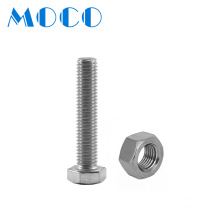 HVAC Installation Material Of Fasteners Full Thread Hex Nuts Bolts and Nuts Fasteners