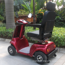 Scooter eléctrico para discapacitados con aprobación CE con 4 ruedas (DL24500-2)