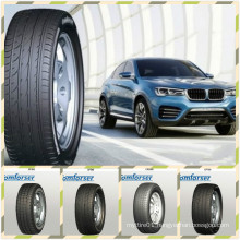 Passenger Radial PCR Car Tyre with DOT ECE